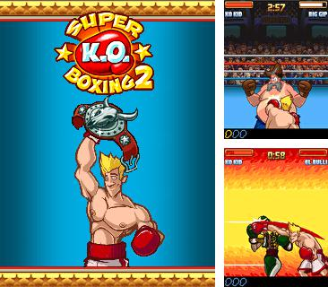 In addition to the game Dragon ball: Halloween for mobile phone, you can download mobile game Super KO boxing 2 for free.