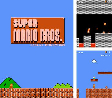 In addition to the game Garfield's Day Out for mobile phone, you can download mobile game Super Mario Bros for free.