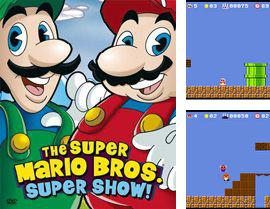 In addition to the game Bomber for mobile phone, you can download mobile game Super Mario Bros. Super Show! for free.