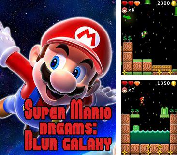 In addition to the game GishCraft for mobile phone, you can download mobile game Super Mario dreams: Blur galaxy for free.