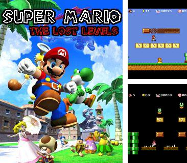 In addition to the game Ultimate Brick Breaker 2 for mobile phone, you can download mobile game Super Mario: The Lost Levels for free.