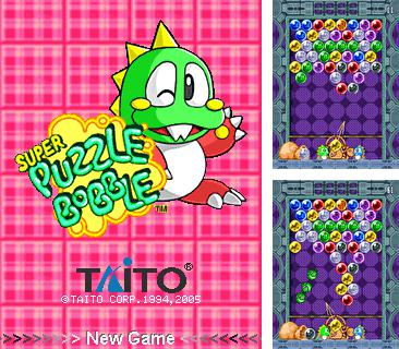In addition to the game PokerMillion: Dead Money for mobile phone, you can download mobile game Super Puzzle Bobble for free.