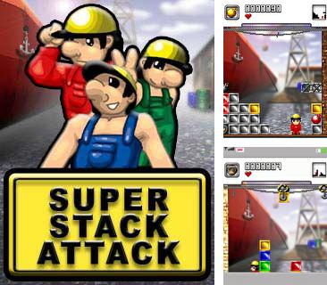In addition to the game X-Men 2: Battle for mobile phone, you can download mobile game Super Stack Attack for free.