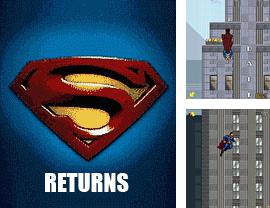 In addition to the game Soul of the Castl: Chamber of Secrets for mobile phone, you can download mobile game Superman Returns for free.