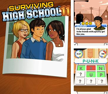 In addition to the game X-Find 2 for mobile phone, you can download mobile game Surviving High School 11 for free.