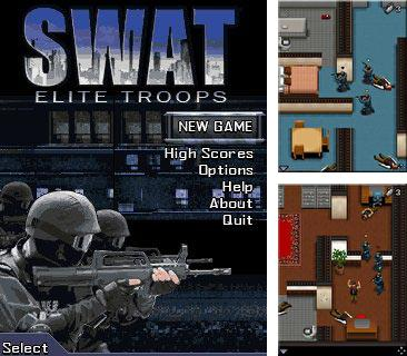 In addition to the game Real Steel for mobile phone, you can download mobile game SWAT: Elite Troops for free.