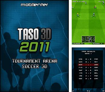 Download free mobile game: TASO 3D 2011 - download free games for mobile phone.
