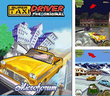 In addition to the game Formula Racing 3D for mobile phone, you can download mobile game Super Taxi driver 3D The Original for free.