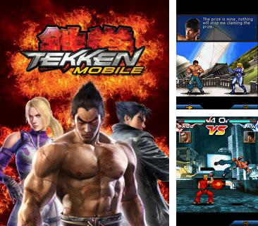 In addition to the game Doodle Jump: Microbial world for mobile phone, you can download mobile game Tekken for free.