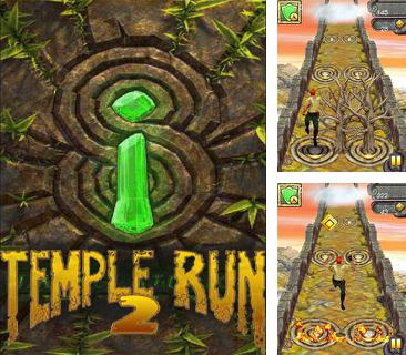 In addition to the game Monster crush: Mad race for mobile phone, you can download mobile game Temple Run 2 for free.