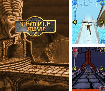 In addition to the game Farmer jewels for mobile phone, you can download mobile game Temple Rush 2 for free.