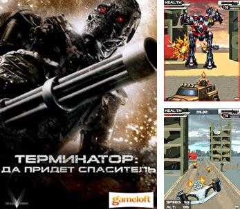 In addition to the game Woody wood pecker: In waterfools for mobile phone, you can download mobile game Terminator. Salvation for free.
