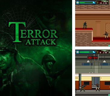 In addition to the game DM Night Racing 3D for mobile phone, you can download mobile game Terror Attack for free.