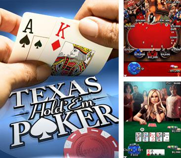 Download free mobile game: Texas Hold'em Poker - download free games for mobile phone.