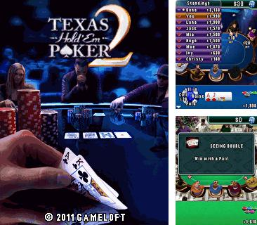 Download free mobile game: Texas Hold'Em Poker 2 - download free games for mobile phone.