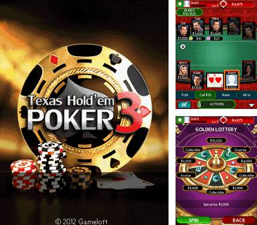 Download free mobile game: Texas Hold'Em Poker 3 - download free games for mobile phone.
