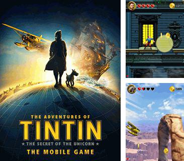 En plus du jeu Le Café des Amateurs du Jeu de Pendu pour votre téléphone, vous pouvez télécharger gratuitement Les Aventures de Tintin Le Jeu Portable, The Adventures of Tintin The Mobile Game.