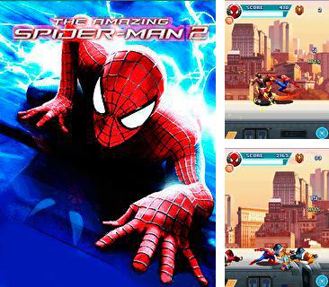 In addition to the game Santa run for mobile phone, you can download mobile game The amazing Spider-man 2 for free.