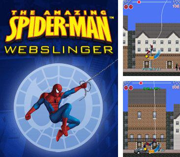 In addition to the game Dirty Jack: Sех in a Sauna for mobile phone, you can download mobile game The amazing Spider-man: Webslinger for free.