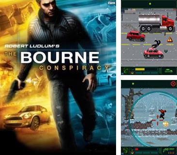 In addition to the game Palindromic marbles pro for mobile phone, you can download mobile game The Bourne: Conspiracy for free.