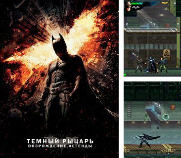 In addition to the game Puzzlings for mobile phone, you can download mobile game The Dark Knight Rises for free.