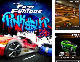 In addition to the game Brothers in Arms: Earned in Blood for mobile phone, you can download mobile game The Fast and the Furious Pink Slip 3D for free.