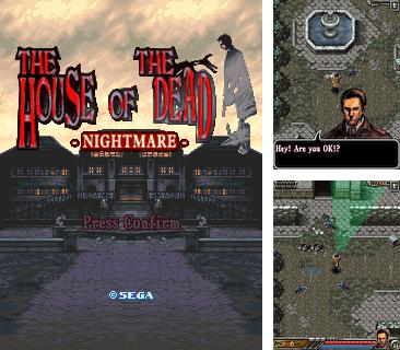 En plus du jeu Le Bleu Monde de Merveilles pour votre téléphone, vous pouvez télécharger gratuitement La Maison de la Mort:les Cauchemars de Nuit, The House of the dead: Nightmare.