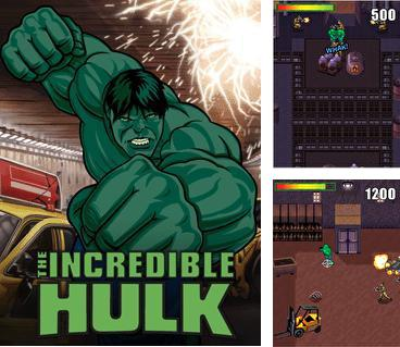 In addition to the game Hot gambling for mobile phone, you can download mobile game The Incredible Hulk for free.