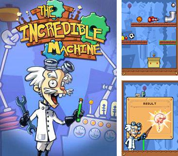 In addition to the game Tits shaker for mobile phone, you can download mobile game The Incredible Machine for free.