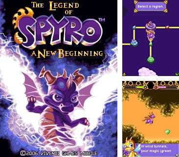 En plus du jeu Le Déstructeur Sexy 2 pour votre téléphone, vous pouvez télécharger gratuitement La Légende de Spyro:vle Nouveau Début, The Legend Of Spyro  A New Beginning.