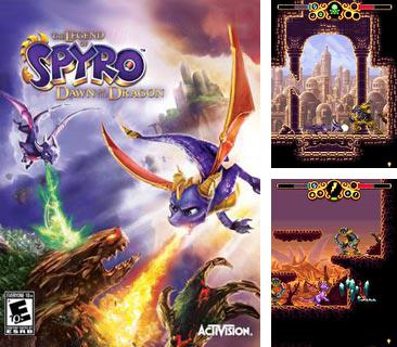 In addition to the game Gangstar Rio City of Saints for mobile phone, you can download mobile game The Legend Of Spyro: Dawn Of The Dragon for free.