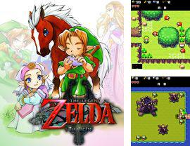 In addition to the game The dolphin stunt for mobile phone, you can download mobile game The Legend Of Zelda Mobile for free.