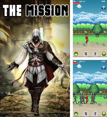In addition to the game Droplitz Delight for mobile phone, you can download mobile game The mission for free.