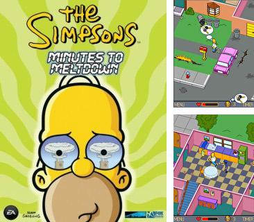 In addition to the game Aero monkey jumping for mobile phone, you can download mobile game The Simpsons: Minutes To Meltdown for free.