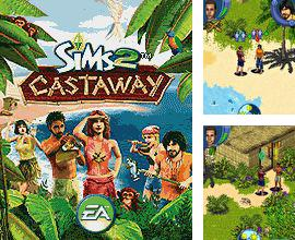 In addition to the game Sonic The Hedgehog: Part 1 for mobile phone, you can download mobile game The Sims 2: Castaway Mobile for free.