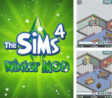 In addition to the game Angry granny for mobile phone, you can download mobile game The Sims 4: Winter MOD for free.