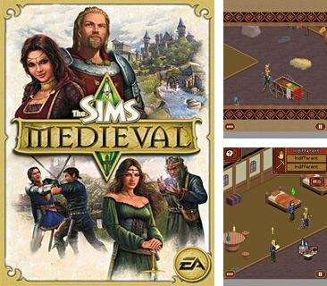 In addition to the game Plummet penguin for mobile phone, you can download mobile game The Sims Medieval for free.