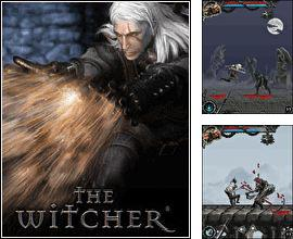 In addition to the game Woody wood pecker: In waterfools for mobile phone, you can download mobile game The Witcher for free.