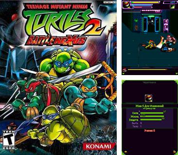 In addition to the game Topless snake for mobile phone, you can download mobile game TMNT 2: Battle Nexus for free.