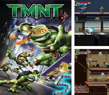 In addition to the game Mojo Adventure for mobile phone, you can download mobile game TMNT Teenage Mutant Ninja Turtles 5 for free.