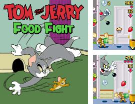 En plus du jeu Courses de plage pour le déshabillage pour votre téléphone, vous pouvez télécharger gratuitement Tom et Jerry: La Bataille Pour la Nourriture, Tom and Jerry: Food Fight.