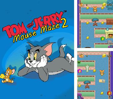 In addition to the game World Championship Pool 2009 3D for mobile phone, you can download mobile game Tom and Jerry: Mouse maze 2 for free.
