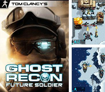 In addition to the game Fruit ninja: Kinect for mobile phone, you can download mobile game Tom Clancy's Ghost Recon: Future Soldier for free.