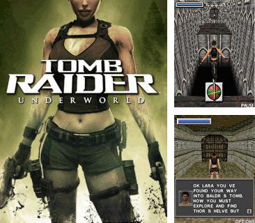 In addition to the game Super Mario Planet for mobile phone, you can download mobile game Tomb Raider Underworld for free.
