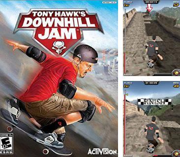 Download free mobile game: Tony Hawk's Downhill Jam 3D - download free games for mobile phone.
