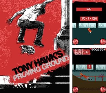 In addition to the game Babes Kisser for mobile phone, you can download mobile game Tony Hawk's Proving Ground for free.