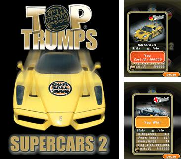 In addition to the game Bad girls: Seks Maiami for mobile phone, you can download mobile game Top Trumps Supercars 2 for free.