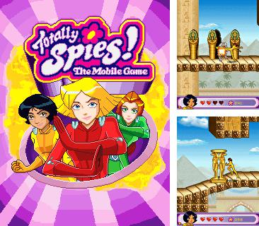 In addition to the game FIFA Manager 2010 for mobile phone, you can download mobile game Totally Spies for free.