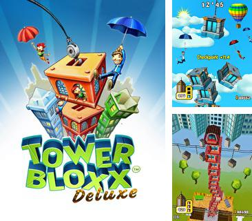 In addition to the game The Mummy's treasure for mobile phone, you can download mobile game Tower Bloxx Deluxe for free.