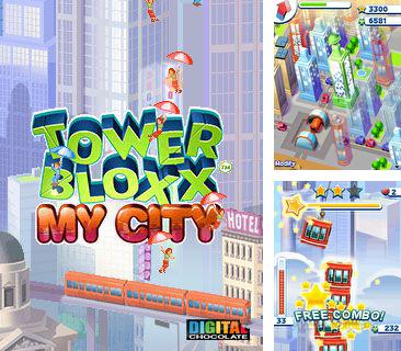 In addition to the game Real Football 2016 for mobile phone, you can download mobile game Tower bloxx: My city for free.